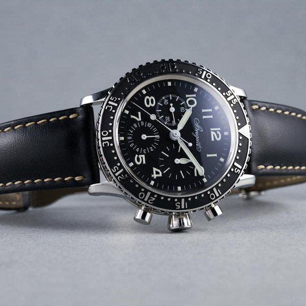 FS: 2010 Breguet Type XX Aeronavale Ref: 3803ST with Box and Papers 13