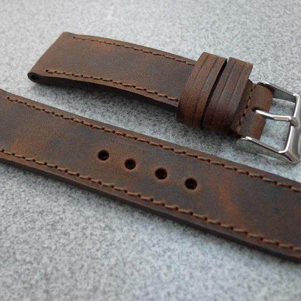 F/S - 18, 20 and 22 mm hand made straps 14