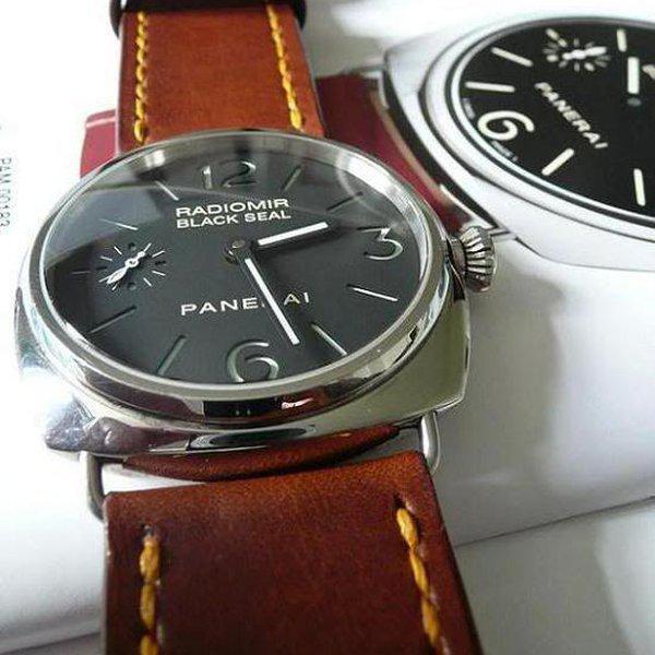 FS: 7 crocodile Panerai straps & some custom ultralength straps Porder801~806 & custom straps Porder601~610. Cheergiant straps     12