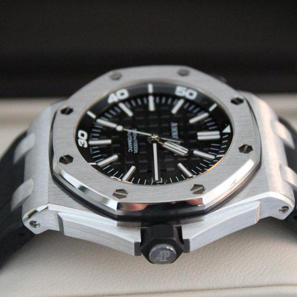 FS: Audemars Piguet Royal Oak 15703ST.OO.A002CA.01 With BOXES AND PAPERS! WOW! LOOK! 3