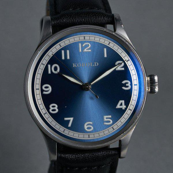 FS: Kobold Shackleton Limited Edition with Blue Dial 2