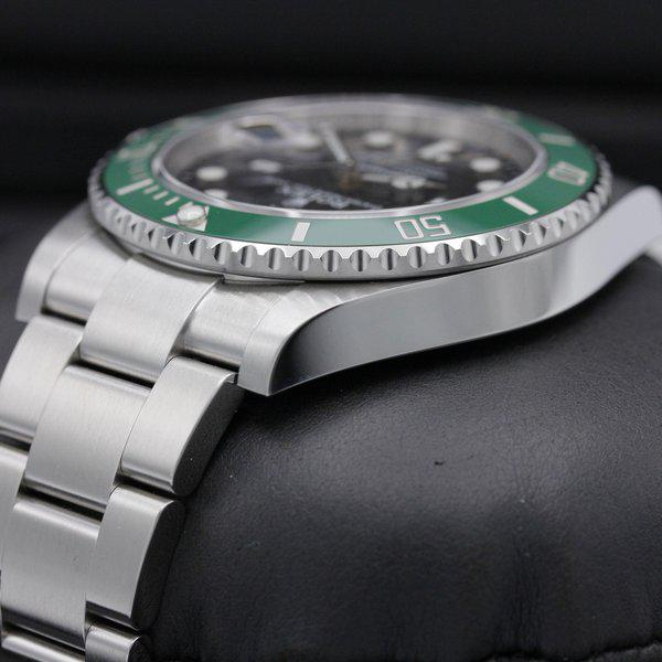 """FSOT: Rolex Submariner 41 Date - 126610lv - """"Cermit"""" - Stainless Steel - 41mm - New 5"""