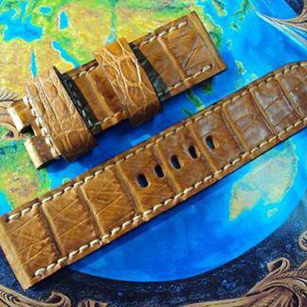FS: 7 crocodile Panerai straps & some custom ultralength straps Porder801~806 & custom straps Porder601~610. Cheergiant straps     9