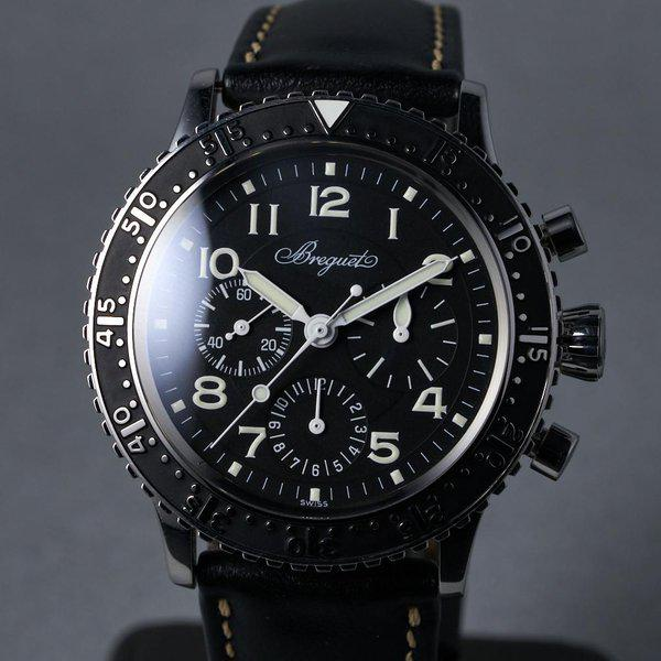 FS: 2010 Breguet Type XX Aeronavale Ref: 3803ST with Box and Papers 3