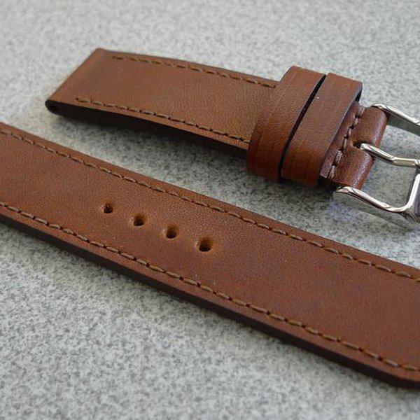 20 mm hand made straps - various lengths 12