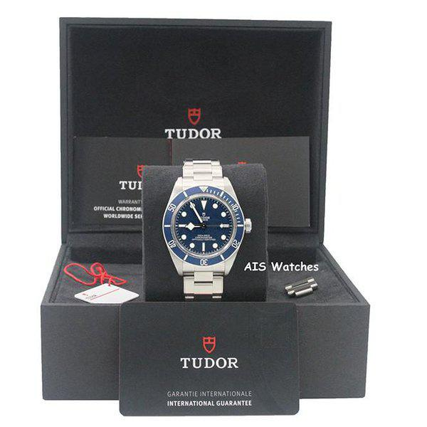 FSOT: BNIB Tudor 79030B Black Bay Fifty-Eight 58 Blue Dial / Bezel 39MM Bracelet B&P 16