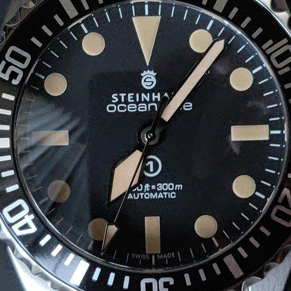 [WTS] Steinhart Ocean Vintage Military 39 with Box, Cards, Tags & All links 6