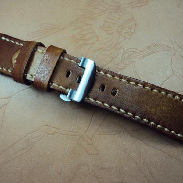 FS: Panerai custom straps A480~A494 include crocodile straps,olive green & dark gray straps. Cheergiant straps 29