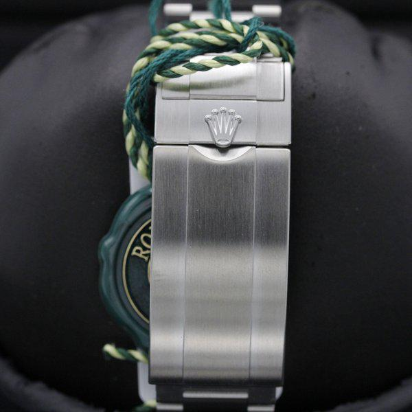 """FSOT: Rolex Submariner 41 Date - 126610lv - """"Cermit"""" - Stainless Steel - 41mm - New 8"""