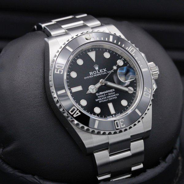 FSOT: Rolex Submariner 41 Date - 126610ln - Black - Stainless Steel - 41mm - New 2021 10