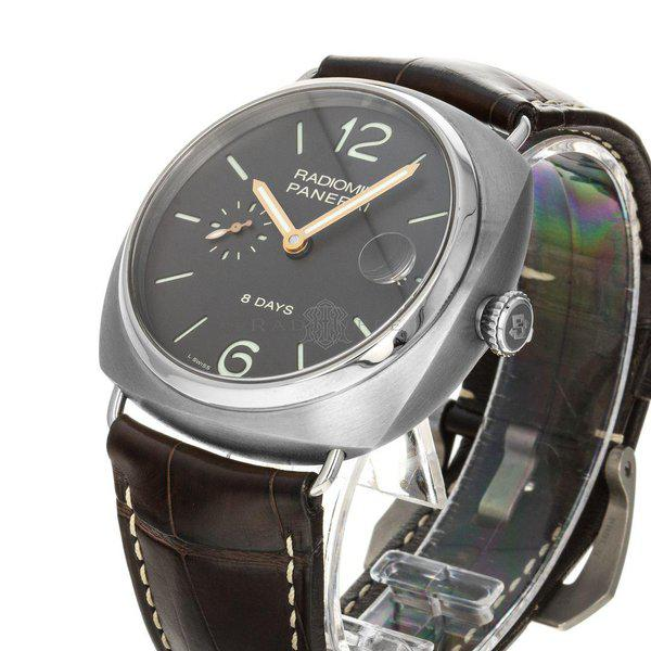 Panerai PAM00346 P Radiomir 8 Day Triple Box Papers Full Set 5