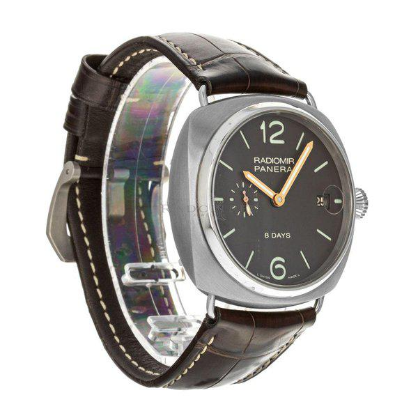 Panerai PAM00346 P Radiomir 8 Day Triple Box Papers Full Set 2