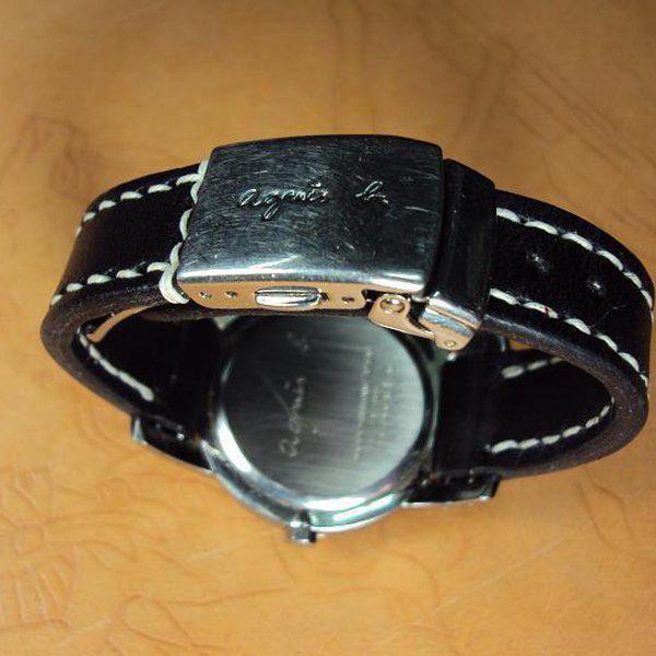 FS:Some custom straps Svw420~429 AP ROO Safari croco strap,CHOPARD,Bell & Ross BR-02,Agnes b. Cheergiant straps 27