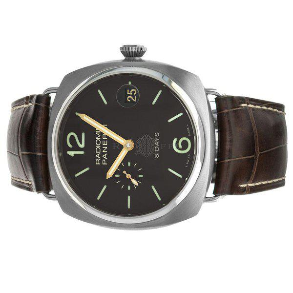 Panerai PAM00346 P Radiomir 8 Day Triple Box Papers Full Set 1