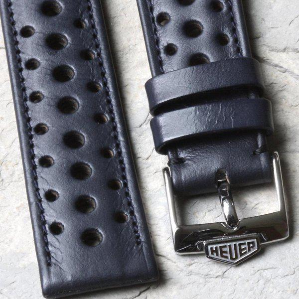 Vintage racing bands as originally supplied on many Heuers 5