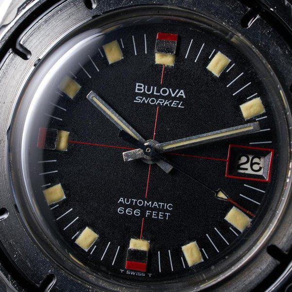 "FS: 1969 Bulova Snorkel 666 Ref: 774 ""Devil Diver"" 5"