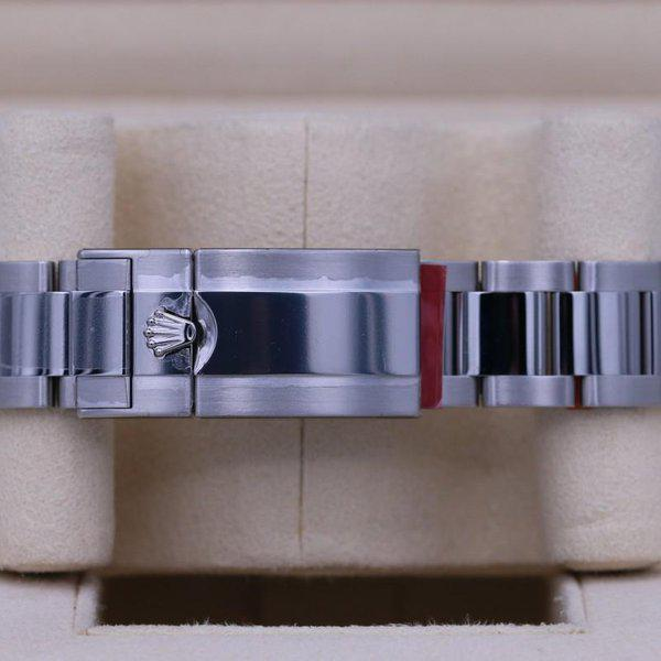 FSOT: Rolex GMT Master II 116710BLNR Stainless - Like NOS - Box & Papers 8