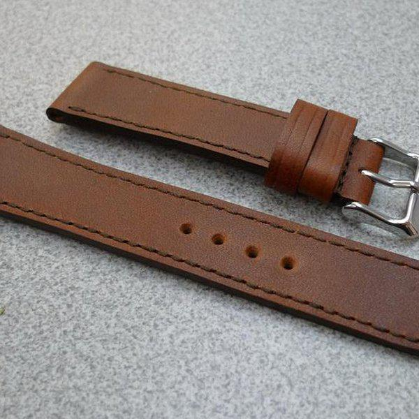 20 mm hand made straps - various lengths 16