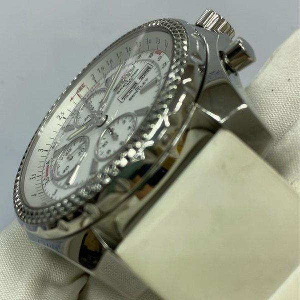 FS:Breitling Bentley GT Chronograph White Dial A1336212/A726 2