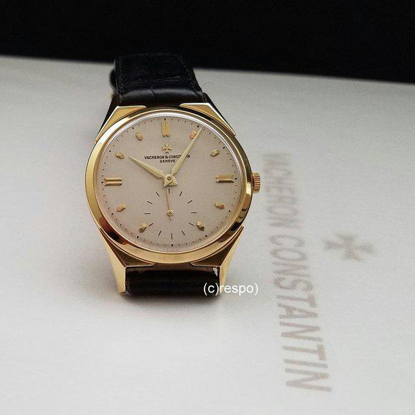 FS: Vacheron & Constantin Chronomètre Royal from 1957 3