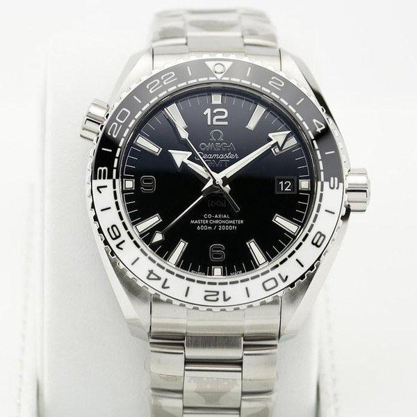 fsot - Omega Planet Ocean GMT - 8906 - 43.5mm - 215.30.44.22.01.001 ( new / 2020 ) 3