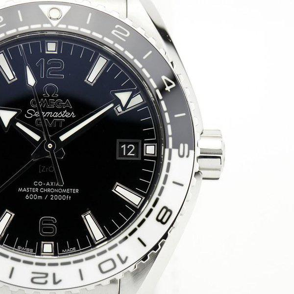 fsot - Omega Planet Ocean GMT - 8906 - 43.5mm - 215.30.44.22.01.001 ( new / 2020 ) 4