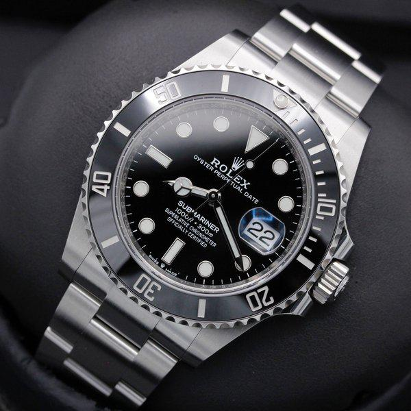 FSOT: Rolex Submariner 41 Date - 126610ln - Black - Stainless Steel - 41mm - New 2021 9