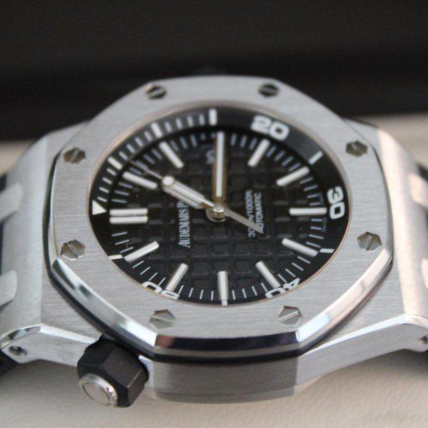 FS: Audemars Piguet Royal Oak 15703ST.OO.A002CA.01 With BOXES AND PAPERS! WOW! LOOK! 4
