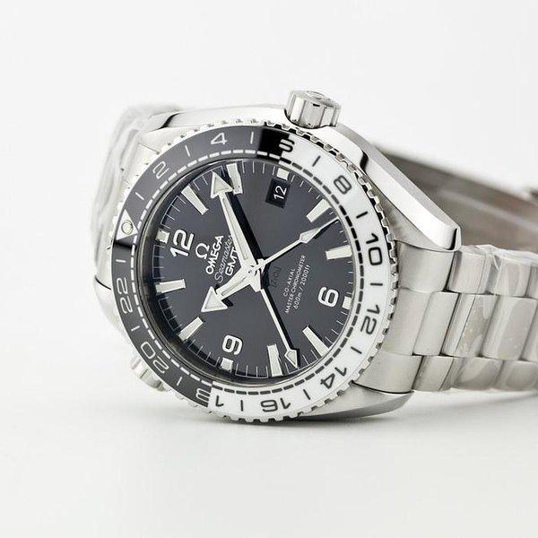 fsot - Omega Planet Ocean GMT - 8906 - 43.5mm - 215.30.44.22.01.001 ( new / 2020 ) 1