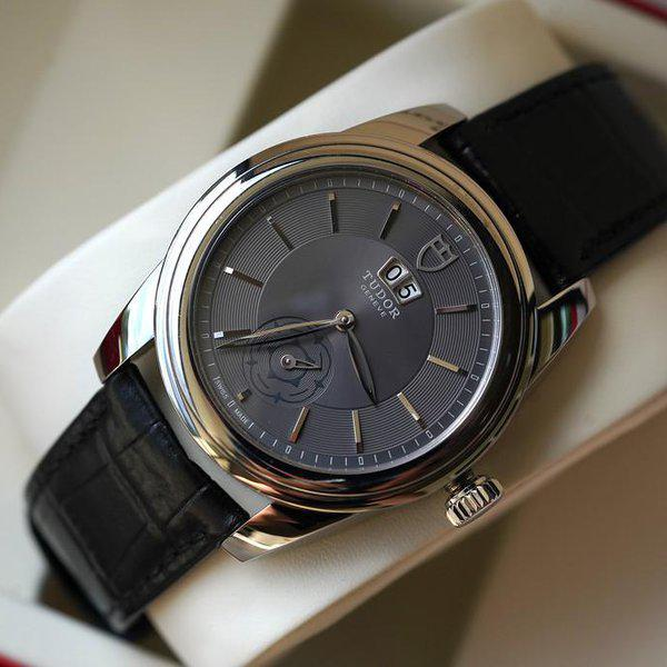 FS: Tudor M57000 Double Date 42MM Gray Dial. 1