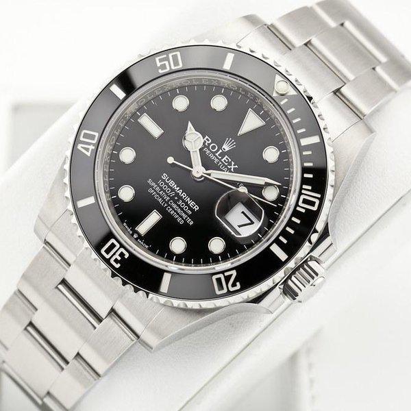 fsot - Rolex Submariner - Date - 41mm - Ceramic - 126610LN ( brand new / 2020 ) 5