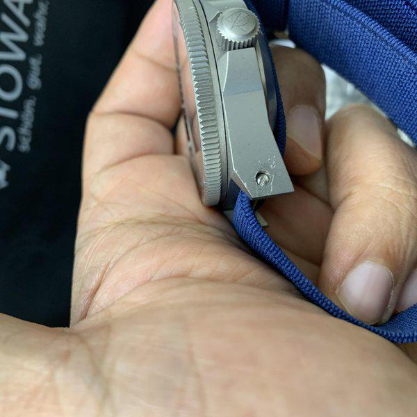 FS: Stowaway Prodiver Blue limited 4