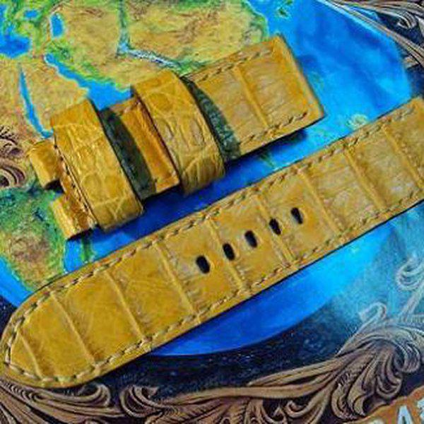 FS: 7 crocodile Panerai straps & some custom ultralength straps Porder801~806 & custom straps Porder601~610. Cheergiant straps     10