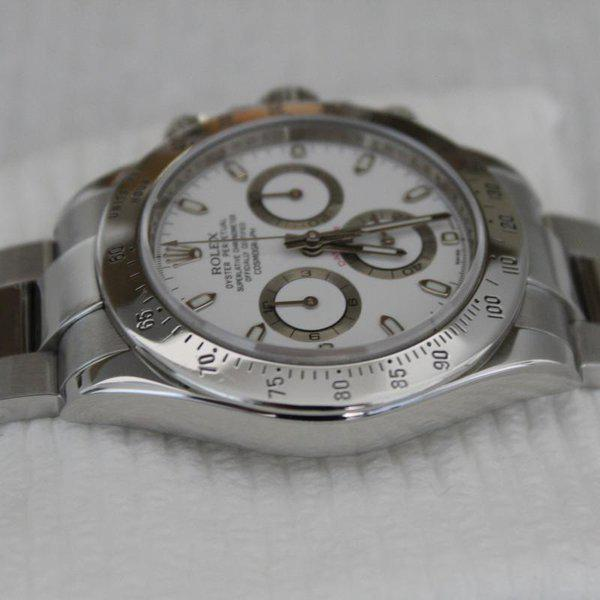 """FS: Rolex 116520 White Daytona """"APH Error Dial"""" With Box and Papers! APH DIAL LOOK!!! 4"""