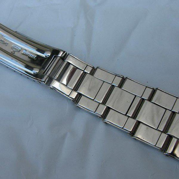 FS: Extra rare Rolex straight-end Rivet bracelet from 1953 - Good for JCK 6036, 6236 etc 4