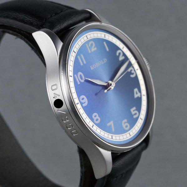 FS: Kobold Shackleton Limited Edition with Blue Dial 5