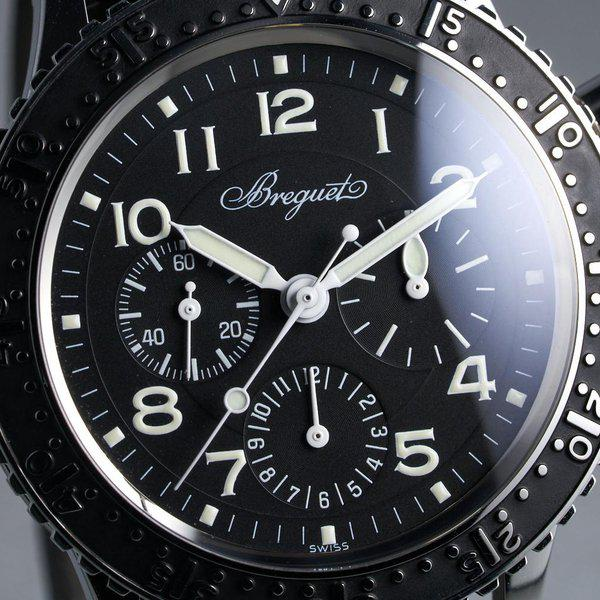 FS: 2010 Breguet Type XX Aeronavale Ref: 3803ST with Box and Papers 4