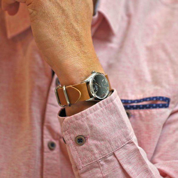 FS: Genuine Horween Shell Cordovan Watch Straps 2