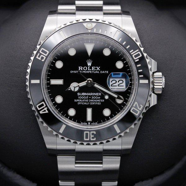 FSOT: Rolex Submariner 41 Date - 126610ln - Black - Stainless Steel - 41mm - New 2021 1