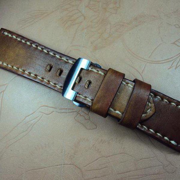 FS: Panerai custom straps A480~A494 include crocodile straps,olive green & dark gray straps. Cheergiant straps 30