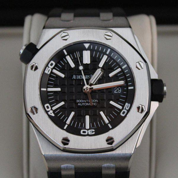 FS: Audemars Piguet Royal Oak 15703ST.OO.A002CA.01 With BOXES AND PAPERS! WOW! LOOK! 1