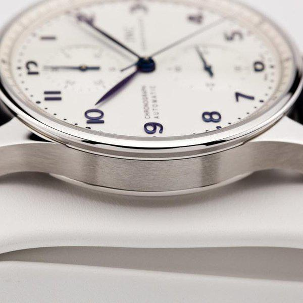 fsot - IWC Portuguese Chronograph - NEW In-House Movement - IW371605 ( new / 2020 ) 6