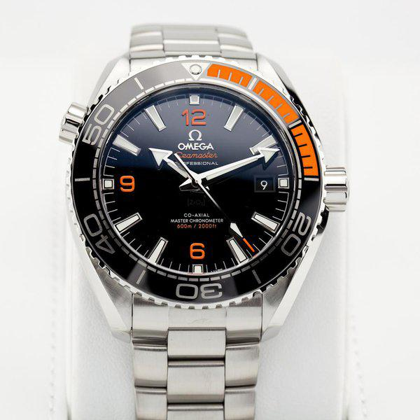 fsot - Omega Planet Ocean - 8900 - Orange - 43.5mm - 215.30.44.21.01.002 (new / 2020) 3