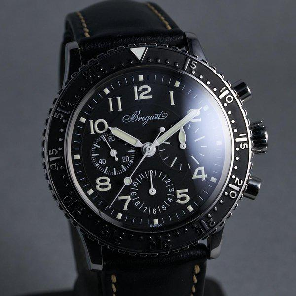 FS: 2010 Breguet Type XX Aeronavale Ref: 3803ST with Box and Papers 2