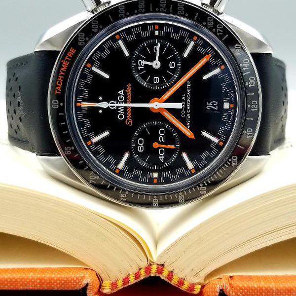 Omega Speedmaster Racing Co-axial Master Chronometer Chronograph 44.25mm  1