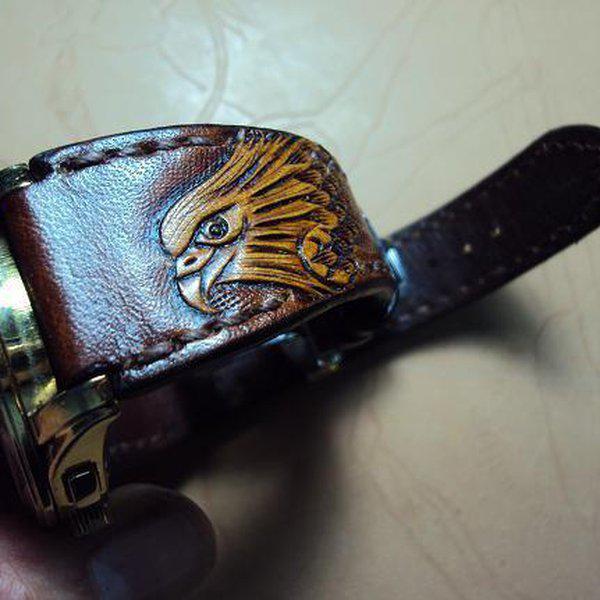 FS:Svw220~Svw228 custom straps: CARL F. BUCHERER, Chopard,CITIZEN,VERSACE,AP ROO. Cheergiant straps 10
