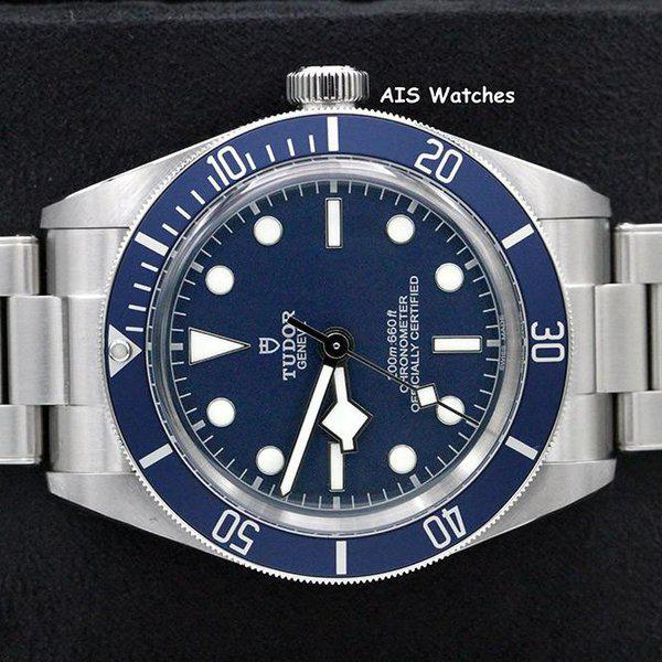 FSOT: BNIB Tudor 79030B Black Bay Fifty-Eight 58 Blue Dial / Bezel 39MM Bracelet B&P 3