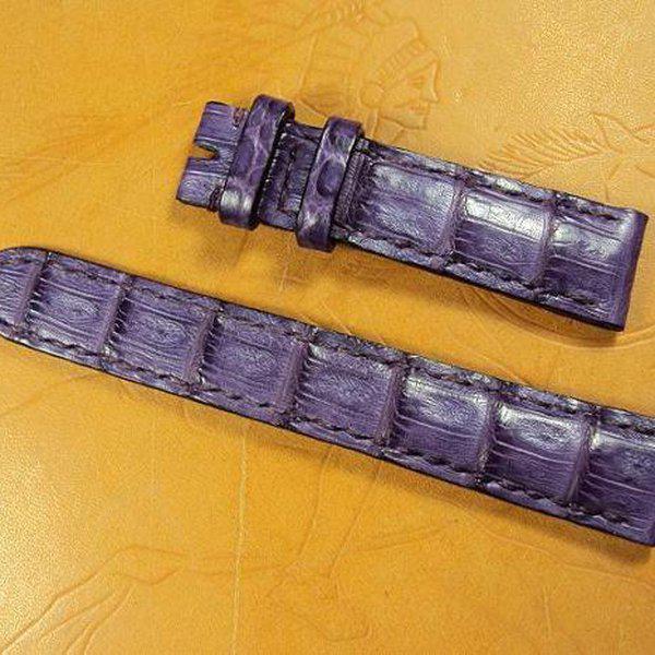 FS:Some custom straps Svw420~429 AP ROO Safari croco strap,CHOPARD,Bell & Ross BR-02,Agnes b. Cheergiant straps 14