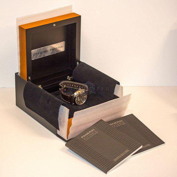Panerai PAM00346 P Radiomir 8 Day Triple Box Papers Full Set 8