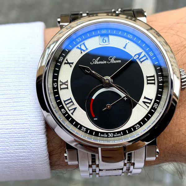 FS - Armin Strom Blue Chip Power Reserve 46.5mm 1